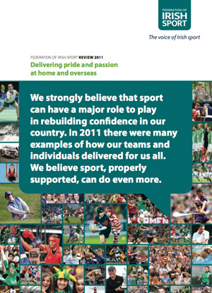 2010: A submission to government on the future funding of Irish Sport